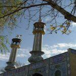 مقبره زیدبن على خرم آباد