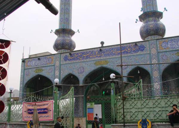 آرامگاه زید بن علی,امام زاده زید بن علی,بنای تاریخی خرم آباد
