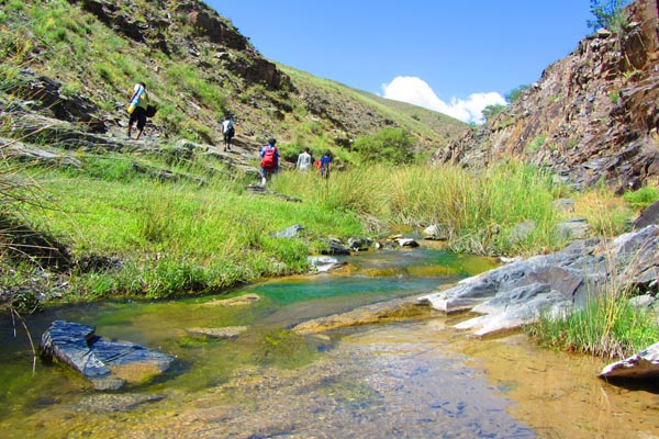 زیبایی های طبیعت دره ارغوان