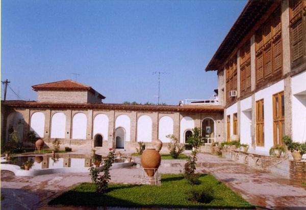 آدرس خانه کلبادی ساری,بنای تاریخی,تاریخچه خانه کلبادی ساری