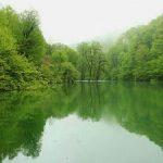 دریاچه میانشه ساری