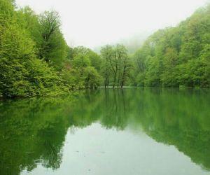 آدرس دریاچه میانشه ساری,درياچه میانشه ساري,دریاچه زیبای میانشه ساری