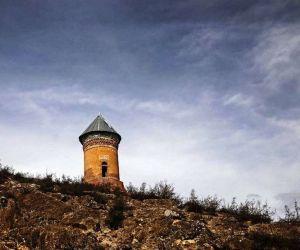 برج رسكت مازندران,برج رسکت,برج رسکت در ساری