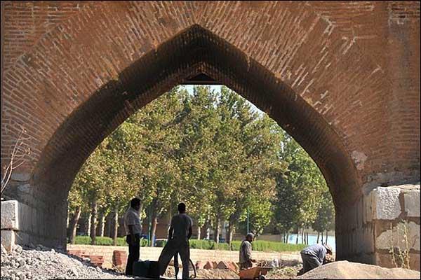 پل صفوی,پل گپ خرم آباد,پل های تاریخی لرستان