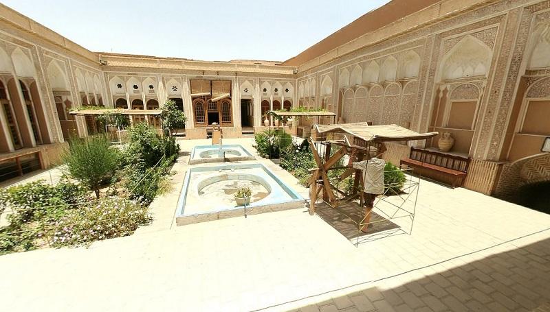 موزه آب در يزد,موزه آب يزد,موزه آب یزد