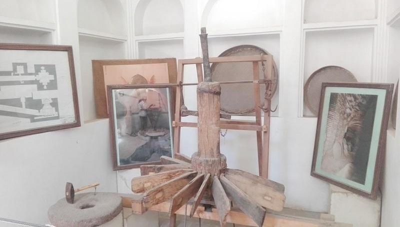 آدرس موزه آب يزد,تاریخچه خانه کلاهدوزها یزد,تاریخچه موزه آب یزد