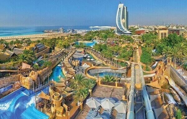 برج دبی,تور دبی,جاذبه های تفریحی دبی