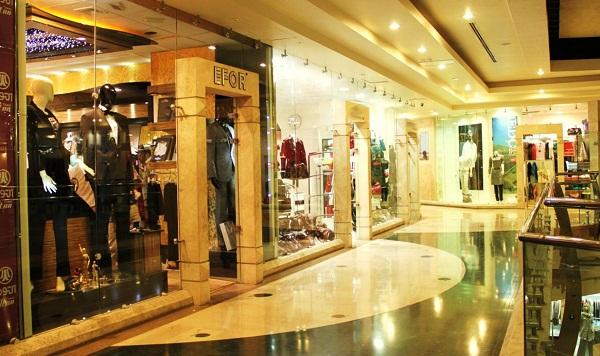 مرکز خرید آلتون مشهد