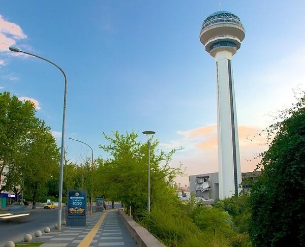Atakule-Tower
