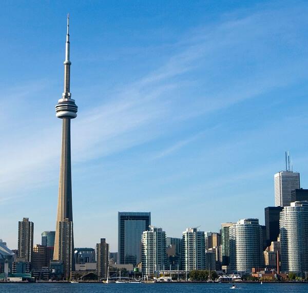 تورنتو کانادا,جاذبه هاي گردشگري تورنتو,جاذبه های تورنتو