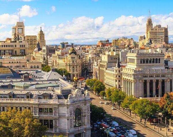 جاهای دیدنی شهر مادرید اسپانیا,دانشگاه مادرید اسپانیا,دیدنیهای مادرید اسپانیا