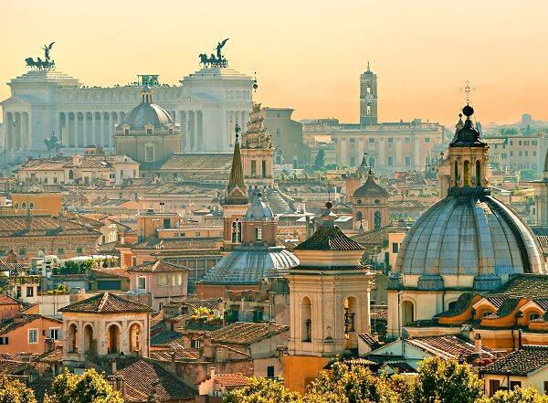 جاذبه های گردشگری رم,جاهای دیدنی رم,دانشگاه رم ایتالیا