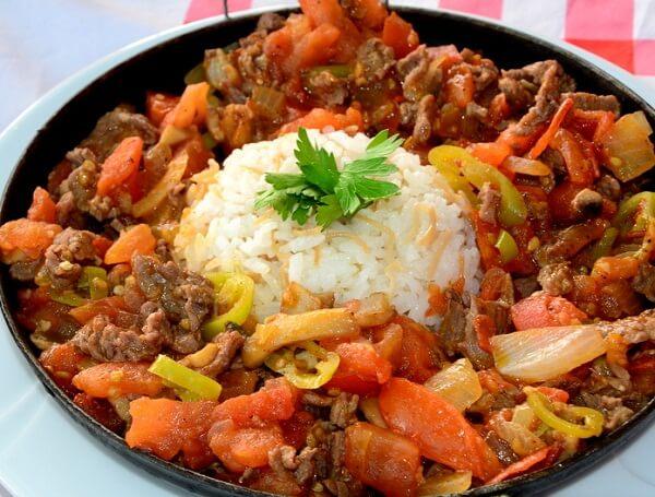 Sac Kebab