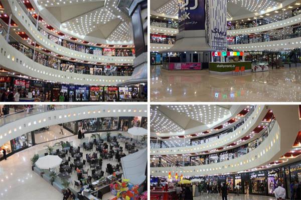عکس مرکز تجاری کیش,مجتمع تجاری کیش,مراکز خرید کیش