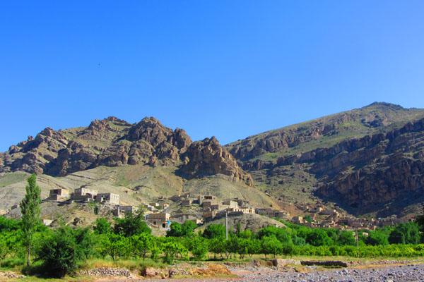 روستای آبقد مشهد