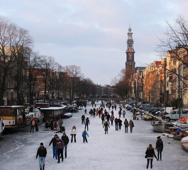 جاذبه های دیدنی آمستردام,جاذبه های گردشگری آمستردام,جاهای دیدنی آمستردام
