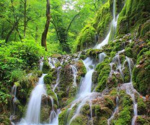 آبشار اوبن,آبشار اوبن کجاست,آبشار اوبن مازندران