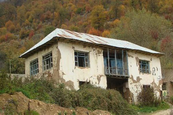 روستای اسکارد,روستای اسکارد در مازندران,روستای ساری