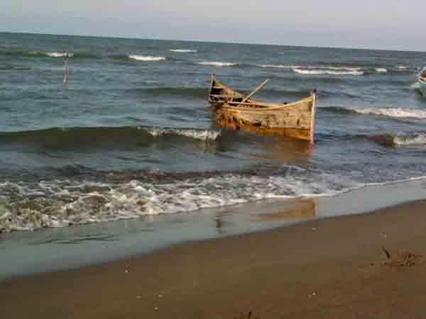منطقه ساحلی حاجی بکنده