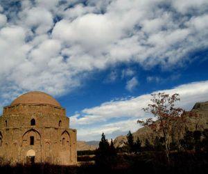 آدرس گنبد جبلیه,پلان گنبد جبلیه,تاریخ گنبد جبلیه کرمان