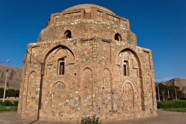 تاریخچه گنبد جبلیه کرمان,عکس گنبد جبلیه کرمان,گنبد جبلیه