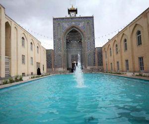 آدرس مسجد جامع کرمان,پلان مسجد جامع کرمان,تاریخچه مسجد جامع کرمان