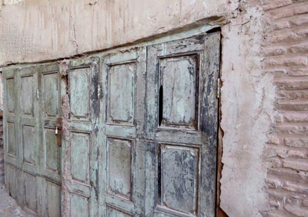 تاریخچه کاروانسرا,عکس کاروانسرای کوزه گران کرمان,کاروانسرای کرمان