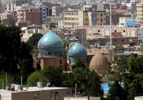 آرامگاه مشتاق علی شاه,گنبد مشتاقیه,گنبد مشتاقیه کرمان