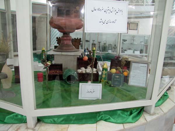 آدرس موزه زرتشتیان کرمان,موزه زرتشتیان,موزه مردم شناسی کرمان