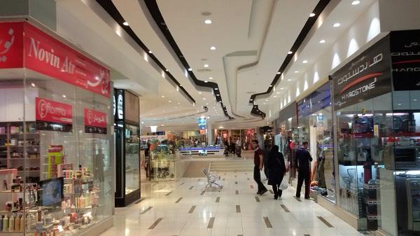 پردیس1 کیش,عکس بازار پردیس کیش,مراکز خرید کیش