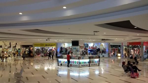 مرکز خرید پردیس کیش