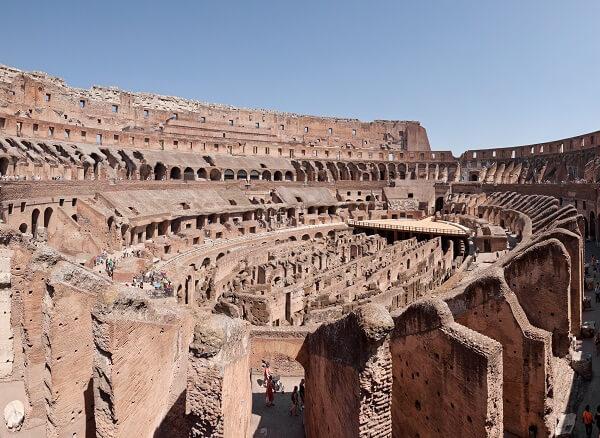 دیدنیهای رم ایتالیا,شهر رم,فرودگاه رم ایتالیا