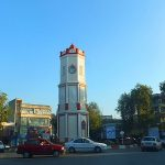 برج ساعت ساری,برج میدان ساعت ساری,تاریخچه برج ساعت ساری