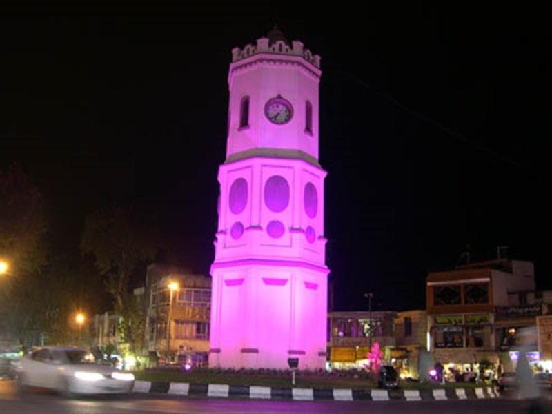 برج ساعت ساری