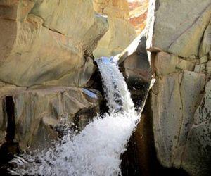آبشارهای ایران,آبشارهای دره سختی,آبشارهای دره سختی فوسک