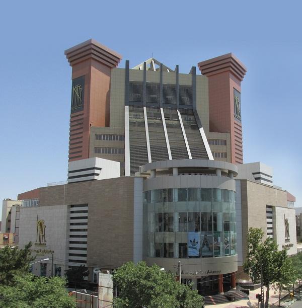 آتش سوزی برج سلمان,آدرس برج سلمان مشهد,برج تجاری اداری سلمان مشهد