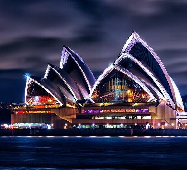 استرالیا سیدنی,جاذبه های توریستی سیدنی,جاذبه های سیدنی