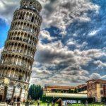 برج کج پیزا ایتالیا,پیزا ایتالیا,جاذبه های پیزا