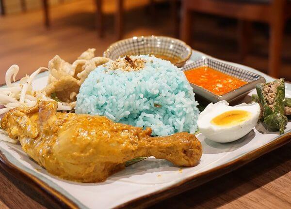 Ayam Percik Nasi Campur