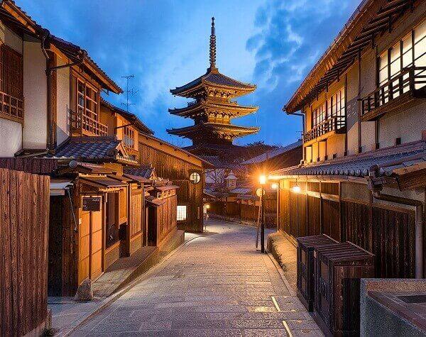 جاذبه های کیوتو,جاذبه های گردشگری کیوتو,جاهای دیدنی کیوتو