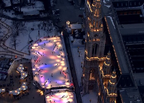 Vienna Ice World