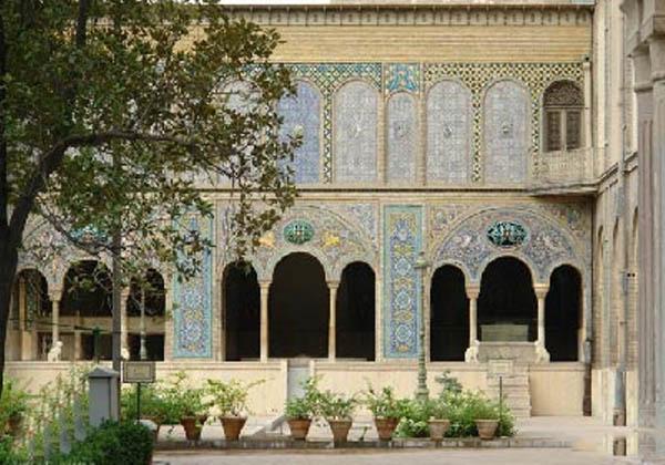 کاخ آقا محمد خان,کاخ آقا محمد خان قاجار,کاخ آقا محمد خان قاجار در گرگان
