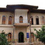 آدرس خانه باقری ها,پلان خانه باقری گرگان,تاریخچه خانه باقری