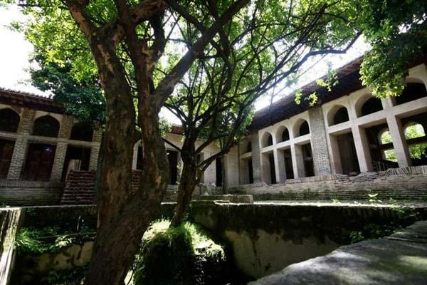 خانه باقری گرگان,خانه باقری ها,خانه تاریخی باقری ها