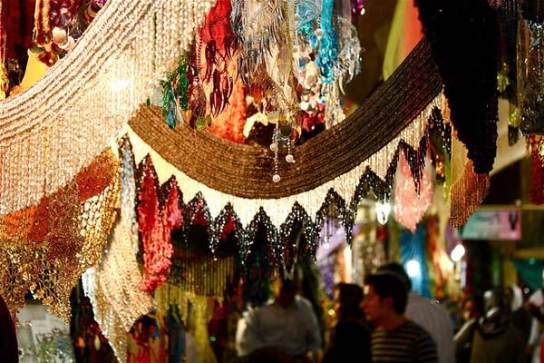 بازار قدیمی سنندج,بافت بازارهای قدیمی شهر سنندج,تاریخچه بازار سنندج