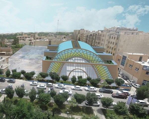 آدرس مجتمع چهارباغ اصفهان,بازار چهارباغ اصفهان,عکس بازار چهارباغ اصفهان