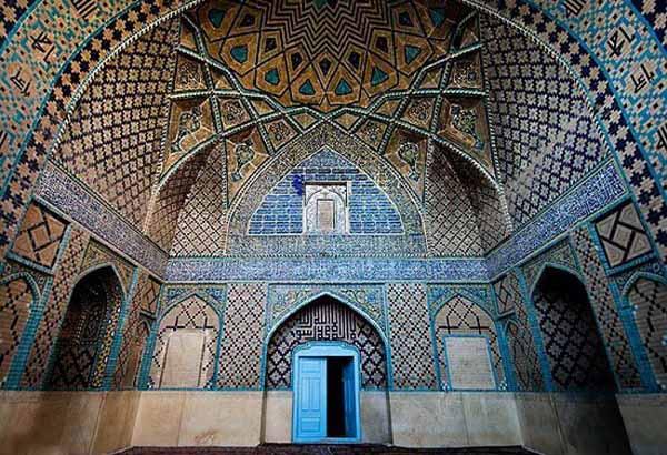 تاریخچه مسجد جامع سنندج,عکس مسجد جامع سنندج,مسجد تاریخی سنندج