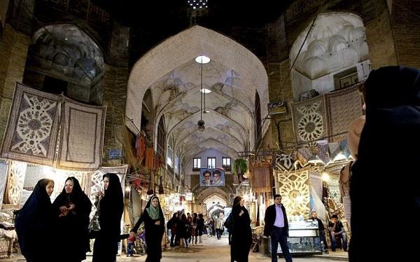 بازار میدان نقش جهان,بازار نقش جهان,پاساژ سنتی اصفهان