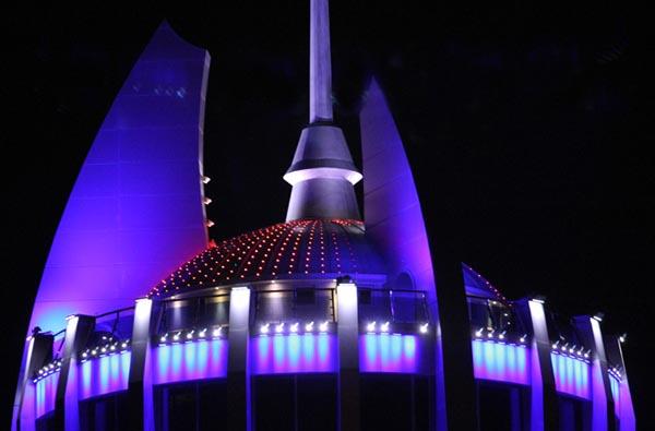 عکس برج گرگان