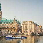 جاذبه های گردشگری هامبورگ آلمان